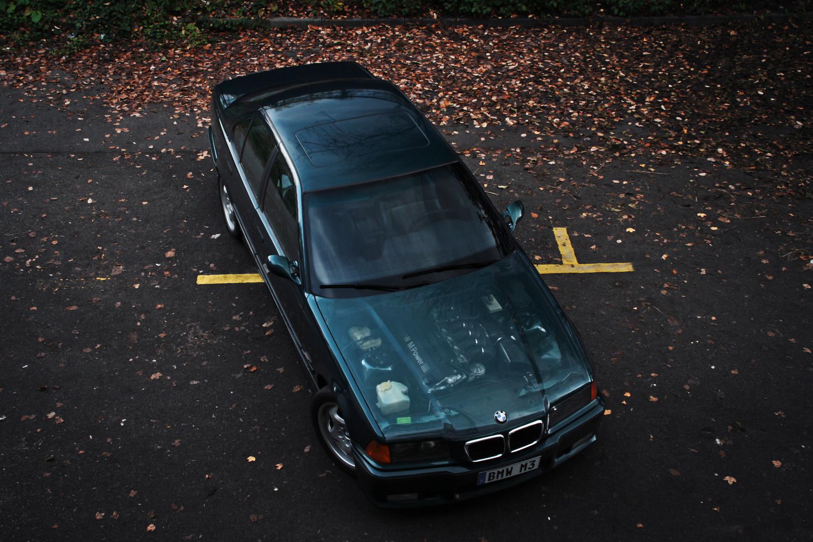 BMW M Power.