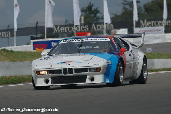 BMW M1 - AvD Oldtimer GP