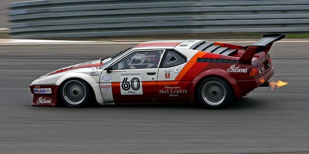 BMW M1 - Classic Endurance Racing