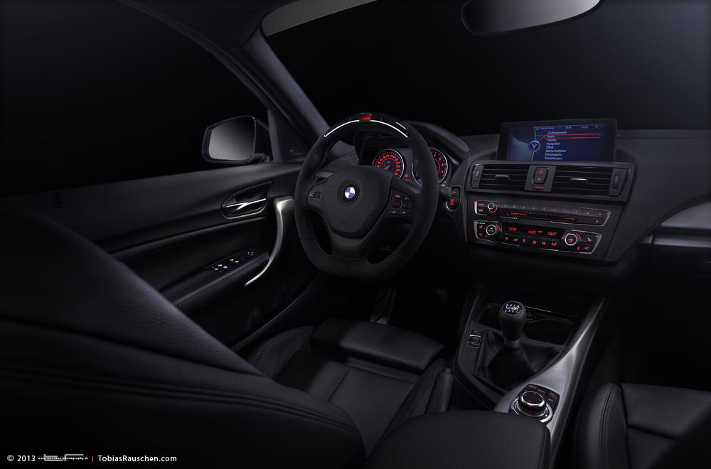 BMW M135i FX Edition - Interieur