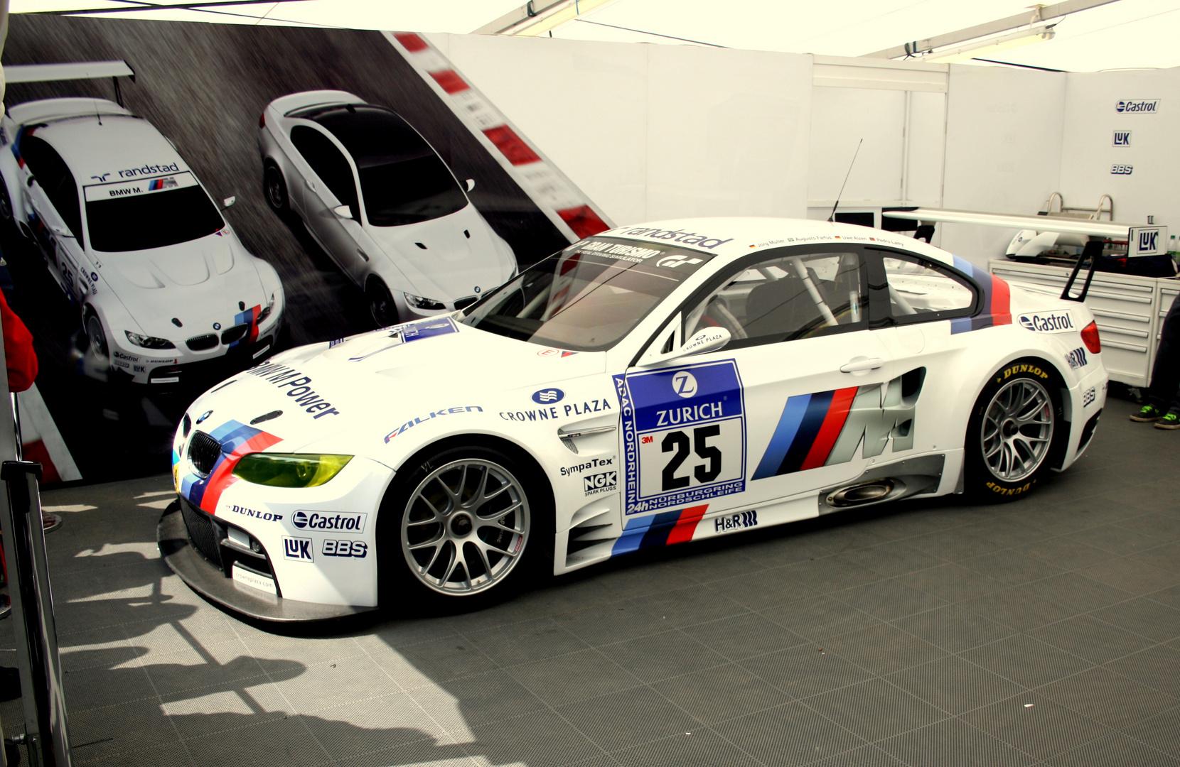 BMW M3 / 24h Rennen 2010