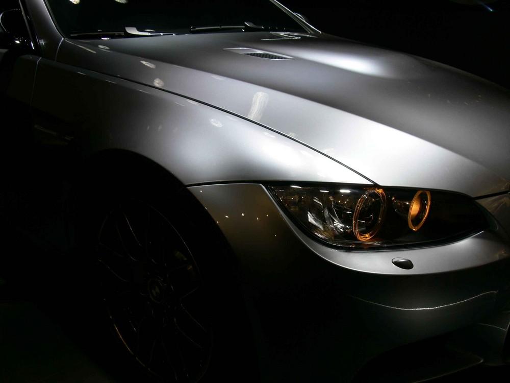 BMW M3 Autosalon Genf