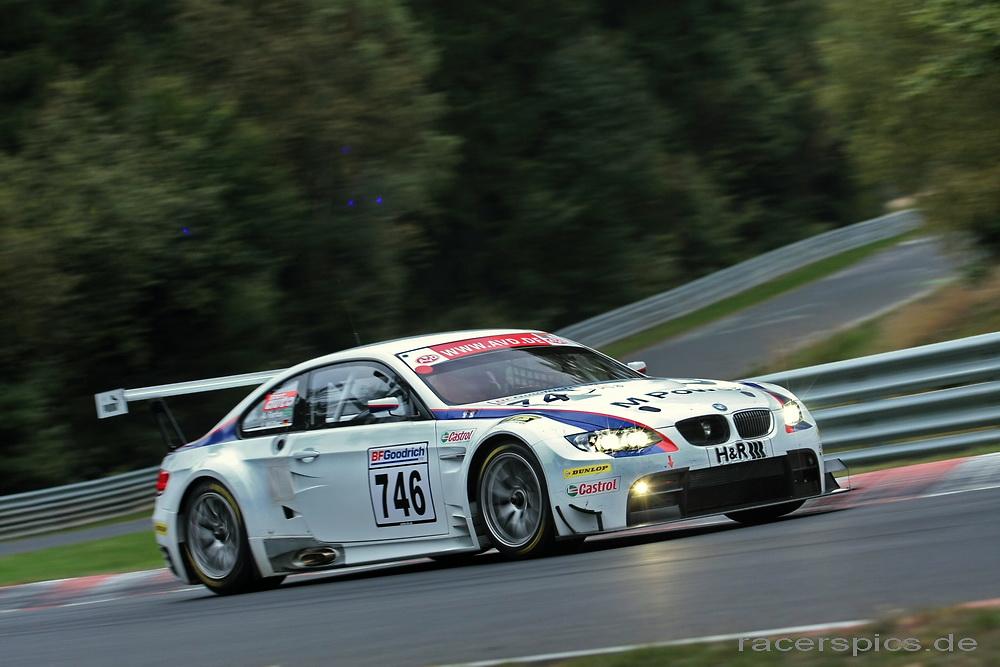 BMW M3 GT2 ALMS 2