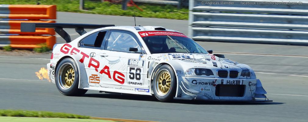 BMW M3 V8 Kompressor