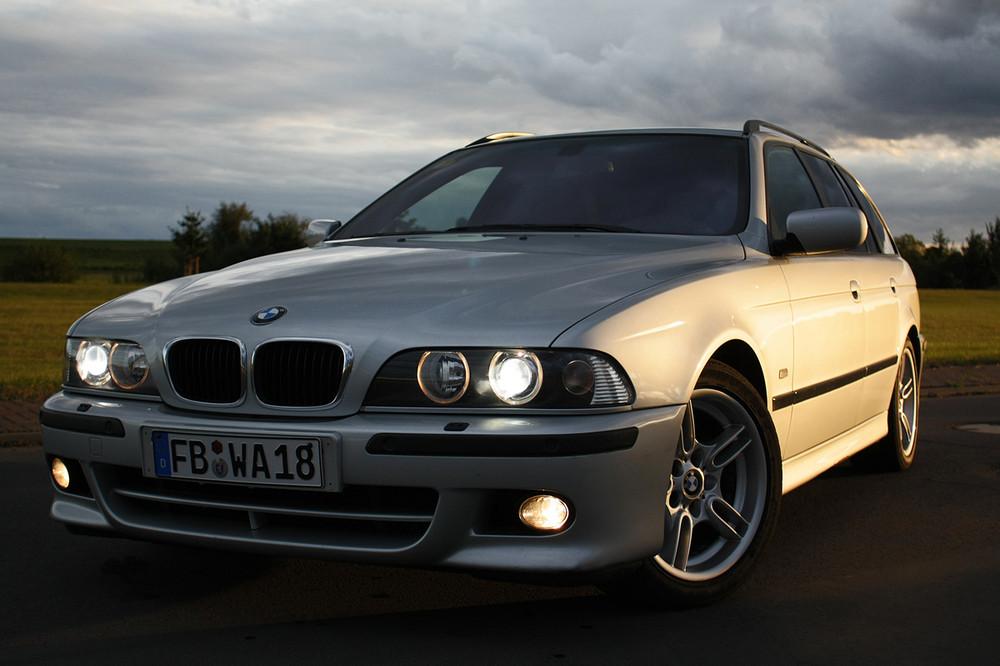 BMW M5 Combi