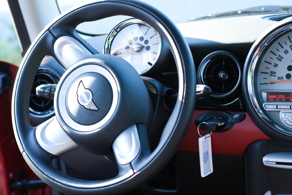 BMW Mini innen