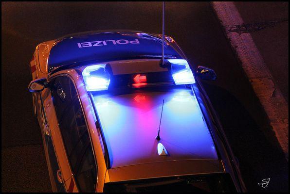 BMW Polizei 1