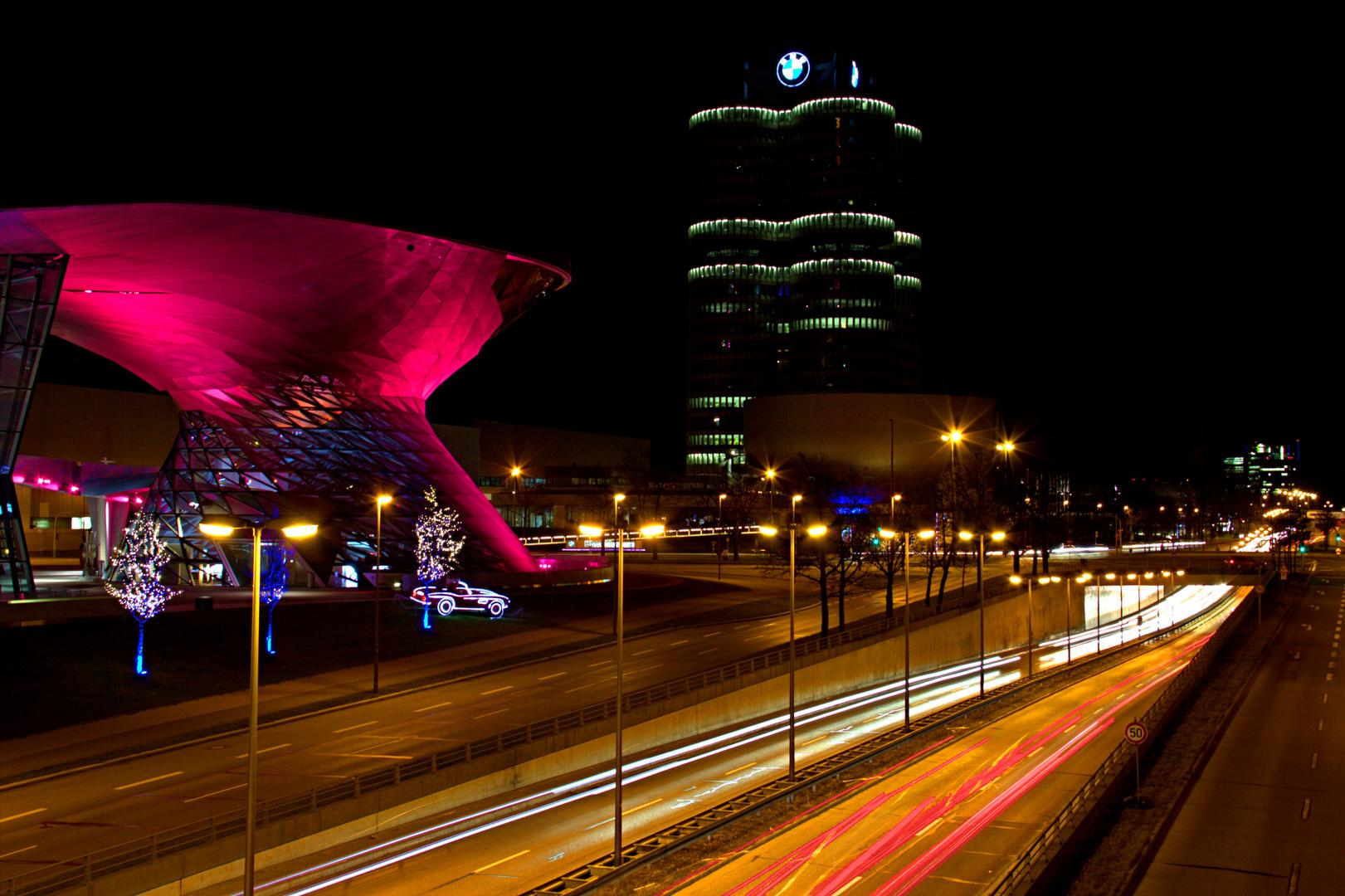 BMW-Power Made in Munich