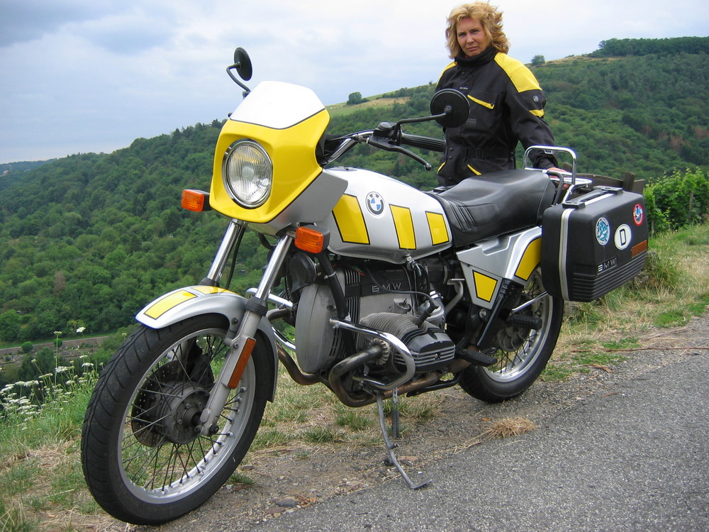 BMW R80ST Mittelrhein