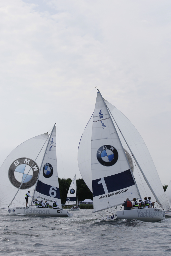 BmW Sailing Cup 2010 Magdeburg 09