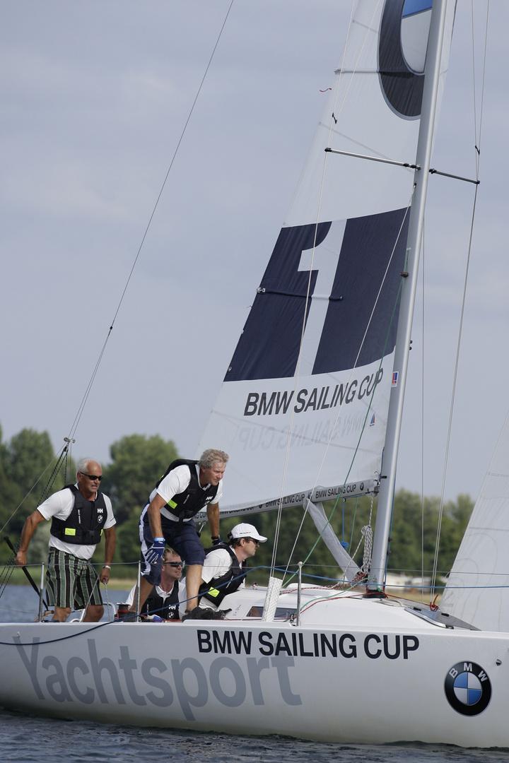 BmW Sailing Cup 2010 Magdeburg 10