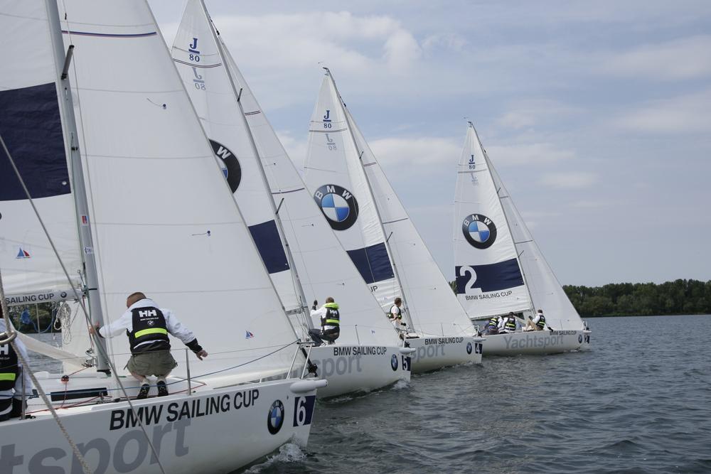 BmW Sailing Cup 2010 Magdeburg 11