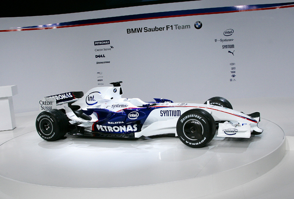 BMW-Sauber F1.08