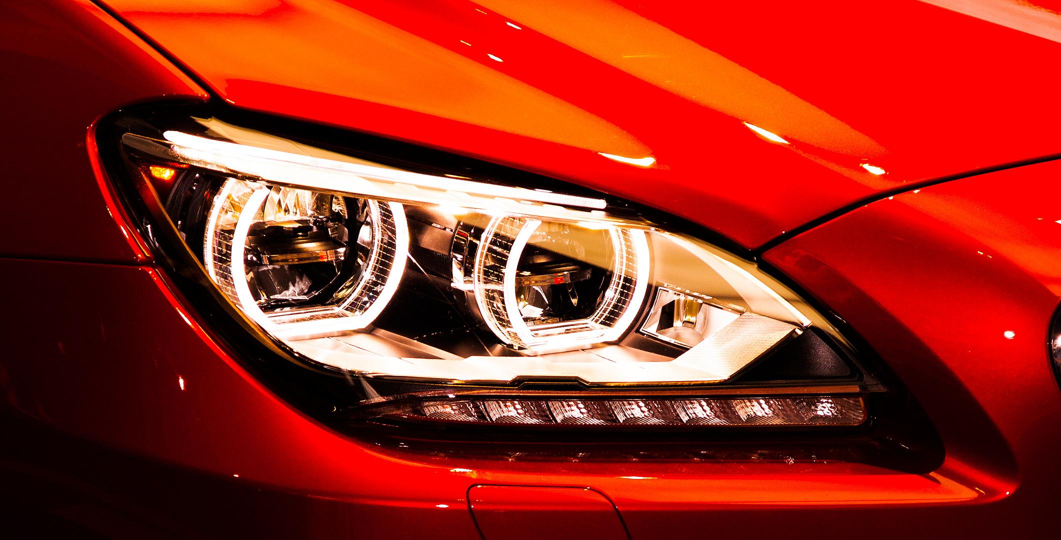 BMW-Scheinwerfer
