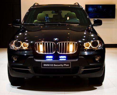 BMW Security - IAA 2009