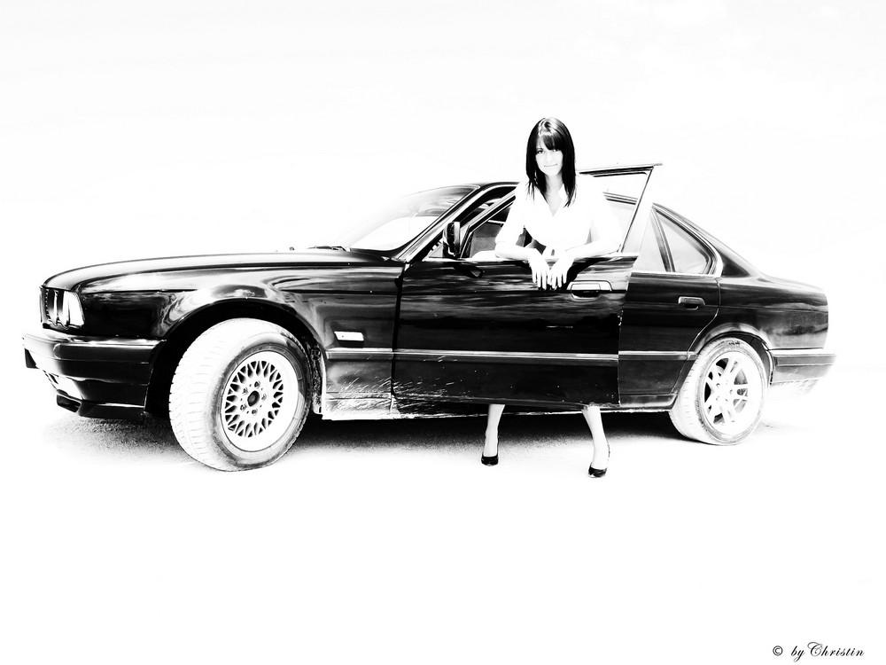 BMW-Shooting