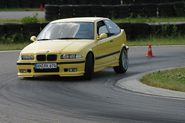 BMW Slalom-Cup #2