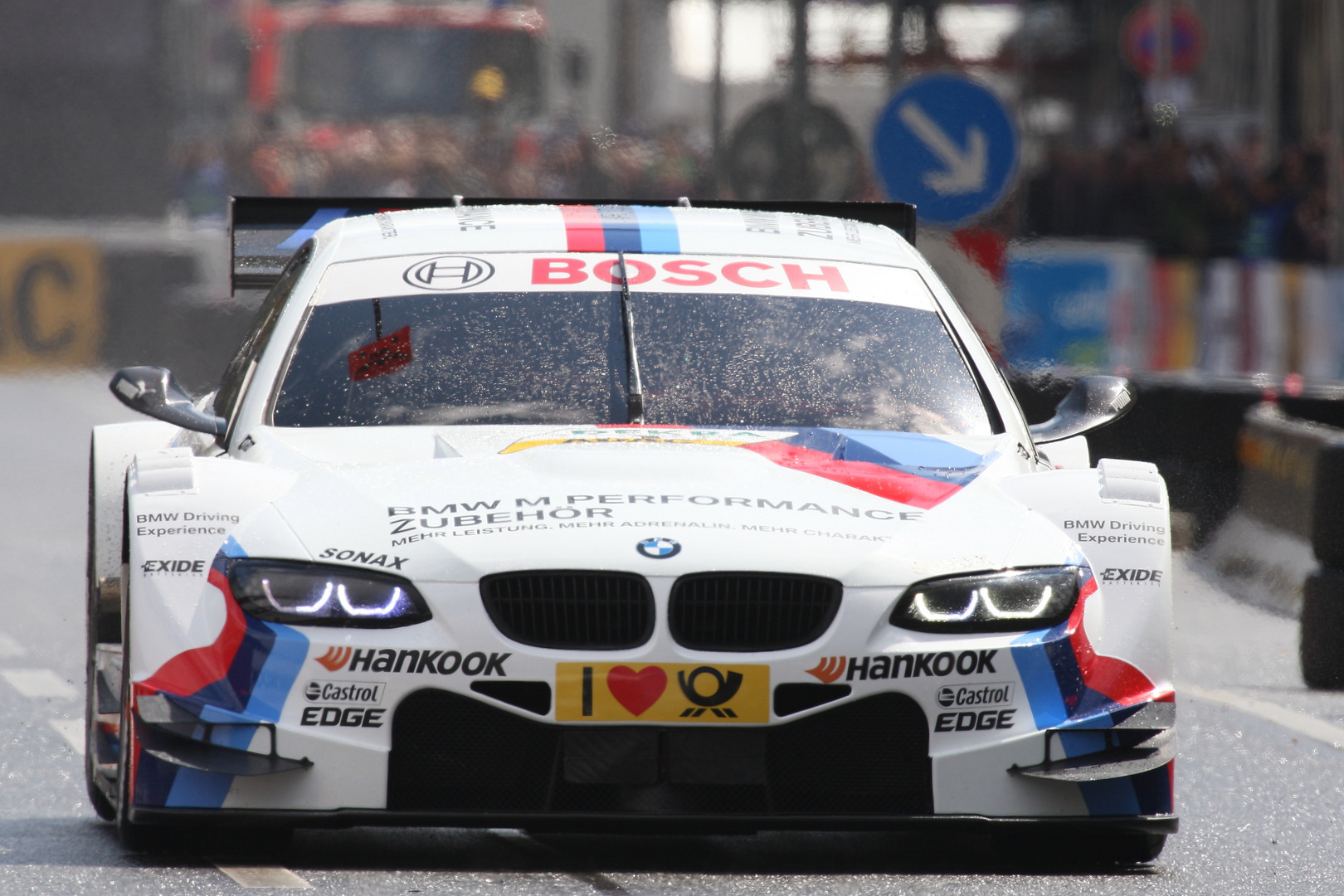 BMW Team RMG BMW M3 DTM