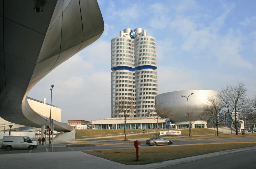 BMW - Tower