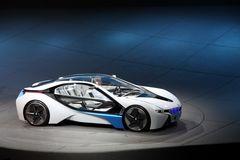 BMW Vision Efficient Dynamic IAA 2009