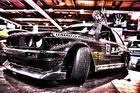 BMW von Black Racing