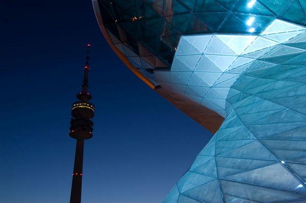 BMW-Welt + Fernsehturm reload