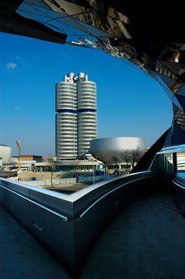 BMW Welt München ... (1)