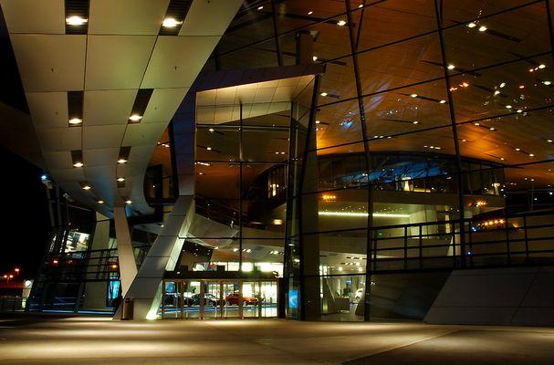 BMW Welt München ... (8)