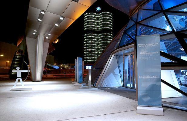 BMW Welt München II