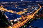 BMW Welt und Museum vom Olympiaturm