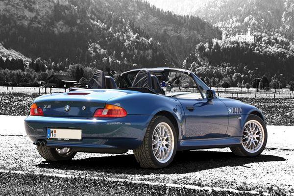 BMW Z3 Schloss Neuschwanstein