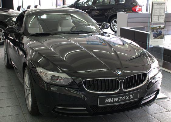 BMW Z4 3.0i 2009