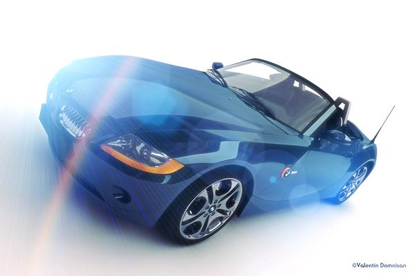 BMW Z4 Blueprint