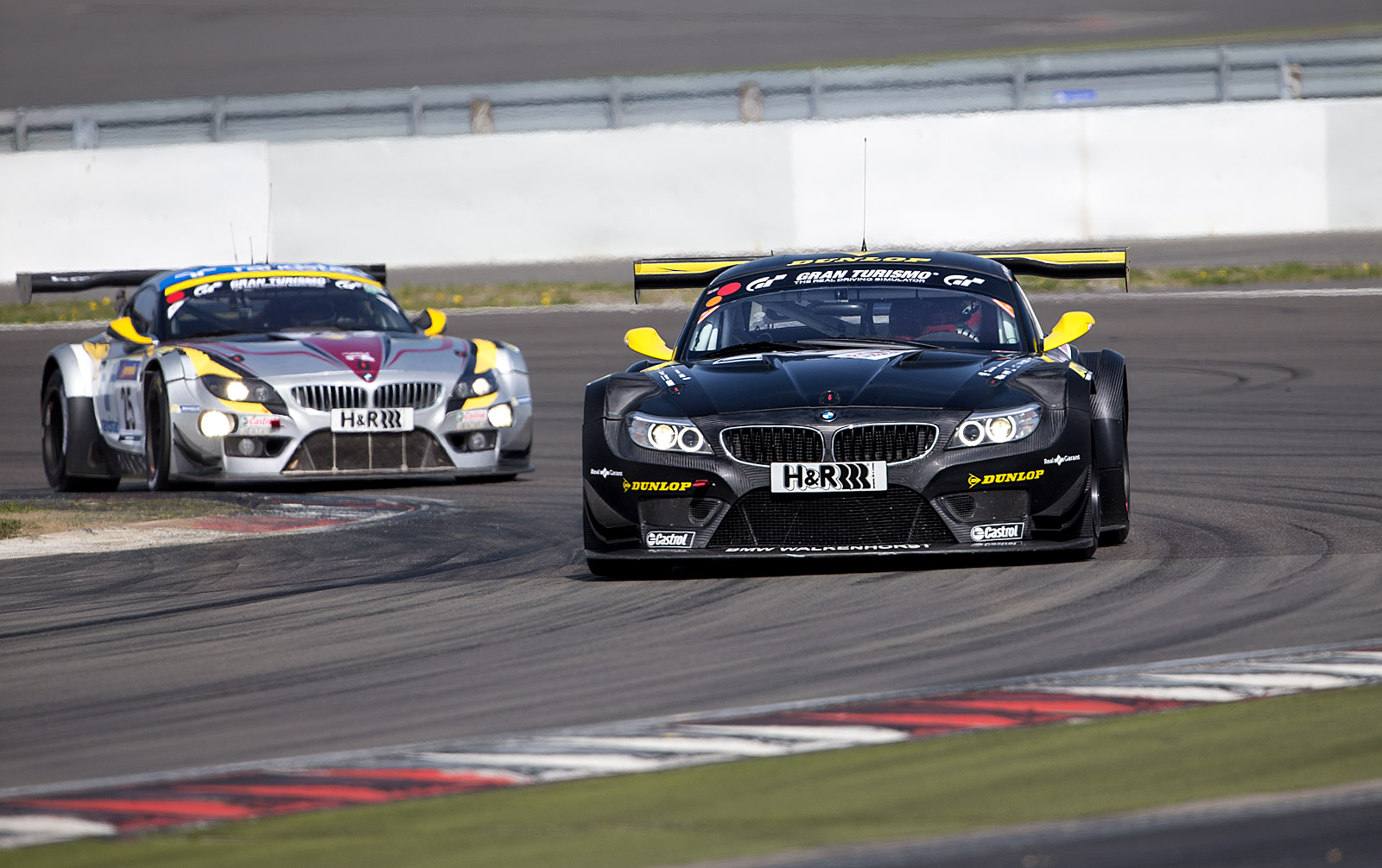 BMW Z4 Duell