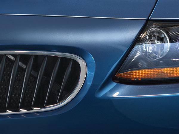 BMW Z4 Frontpartie
