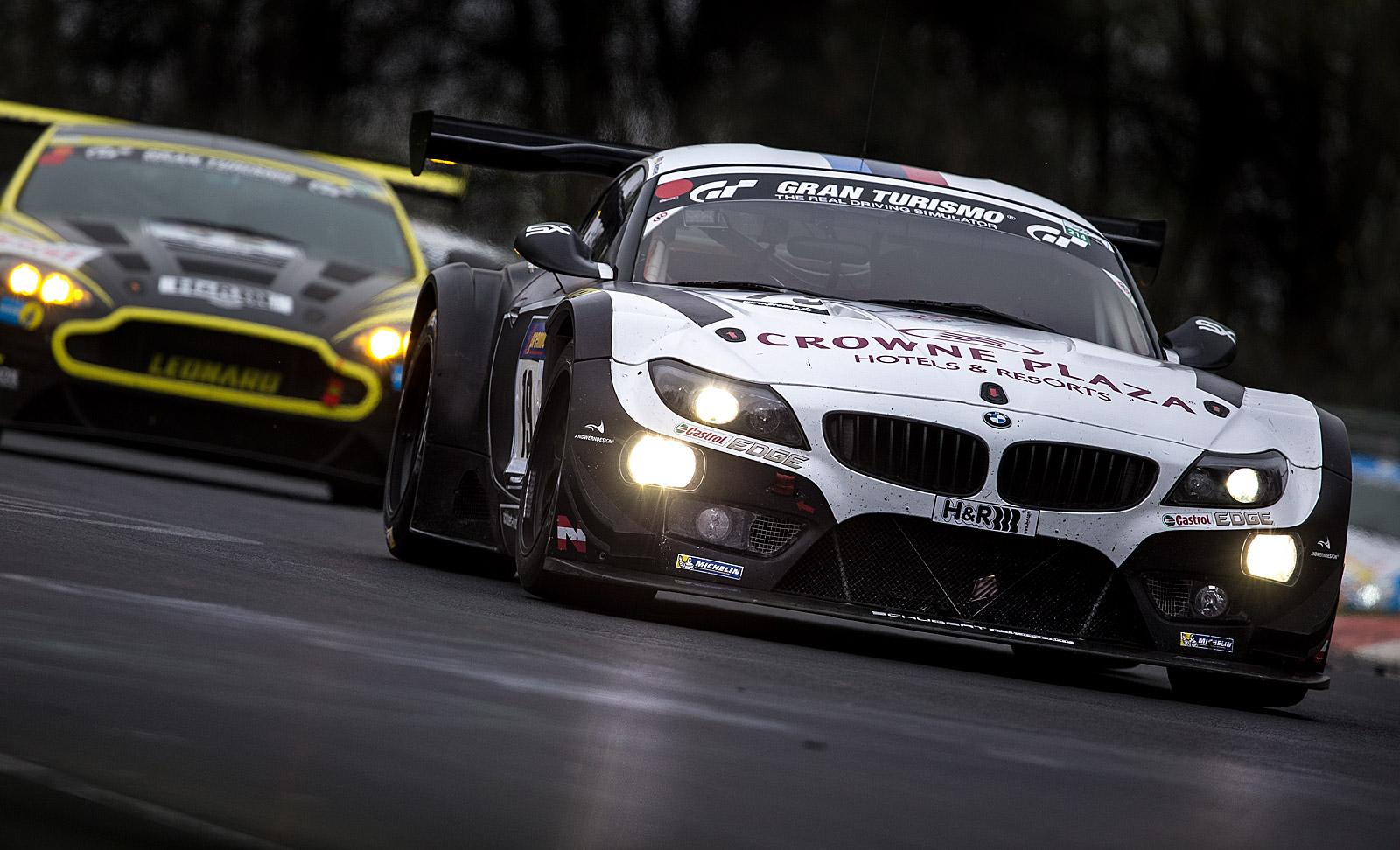 BMW Z4 GT3.