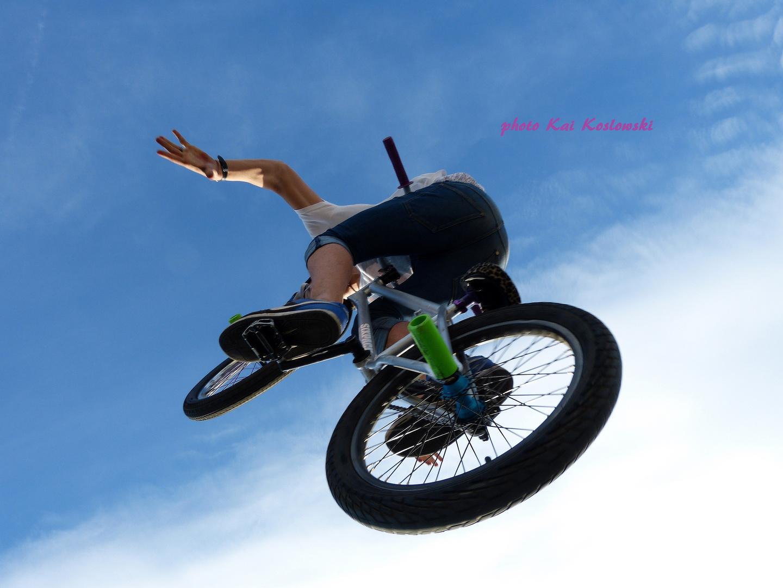 BMX - abgefahren