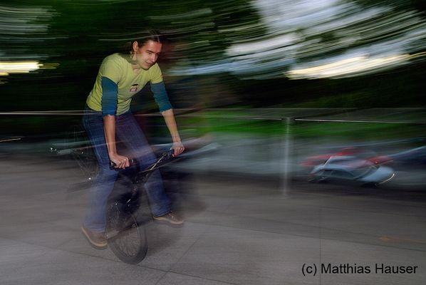 BMX Flatland - Monika Hinz