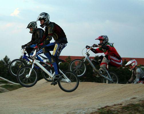 BMX Radrennen