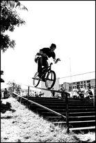 BMX Rail Ride