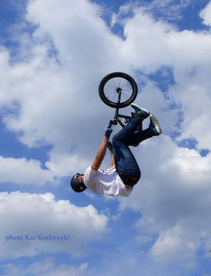 """ bmx time in heaven """