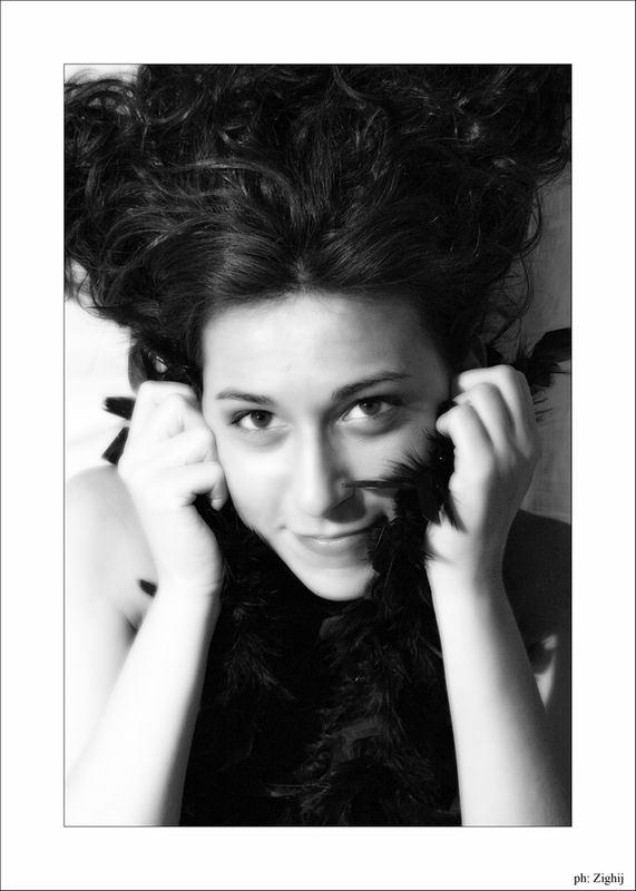 b/n #33 Model: Sara