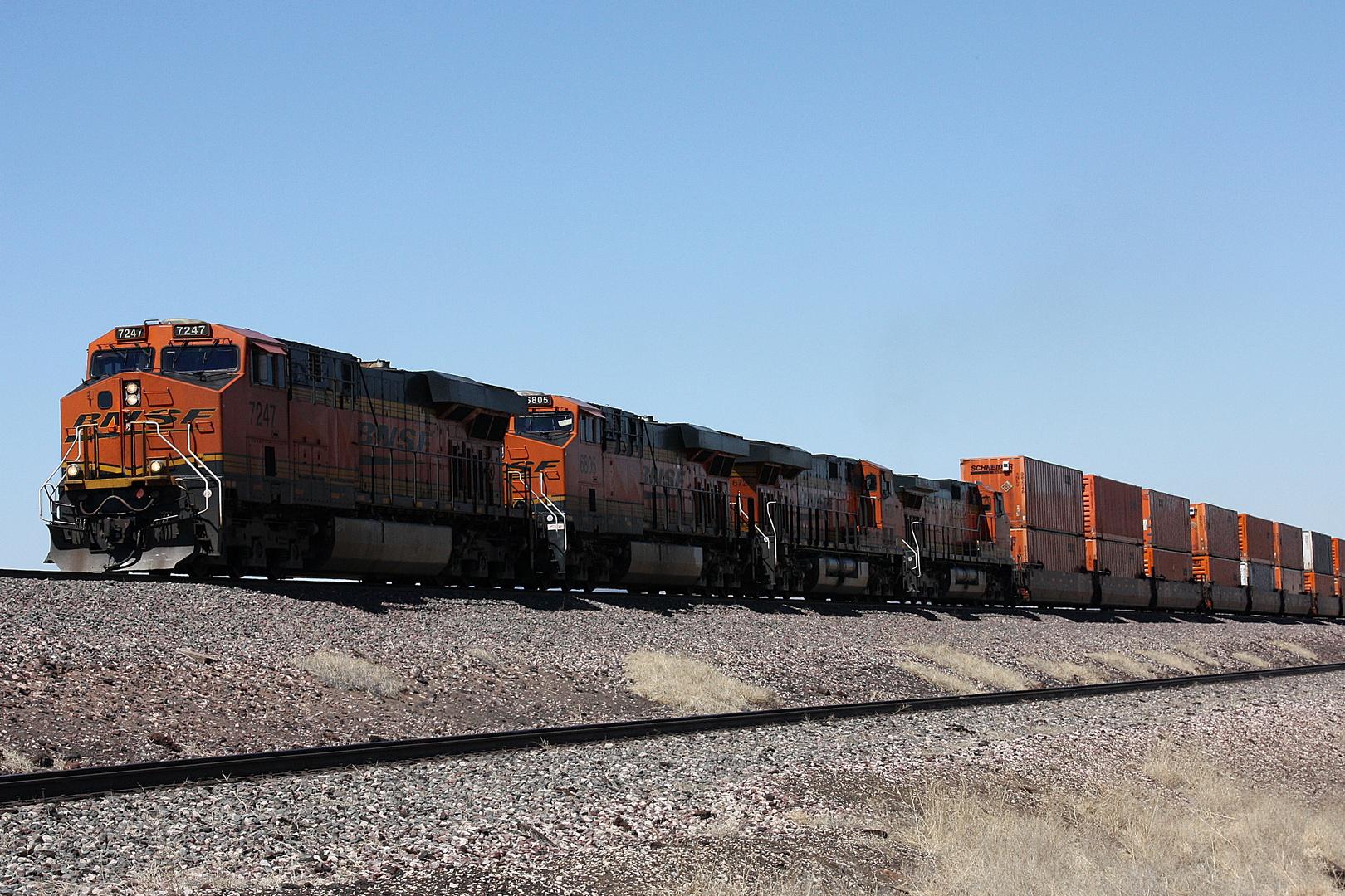 BNSF 7247