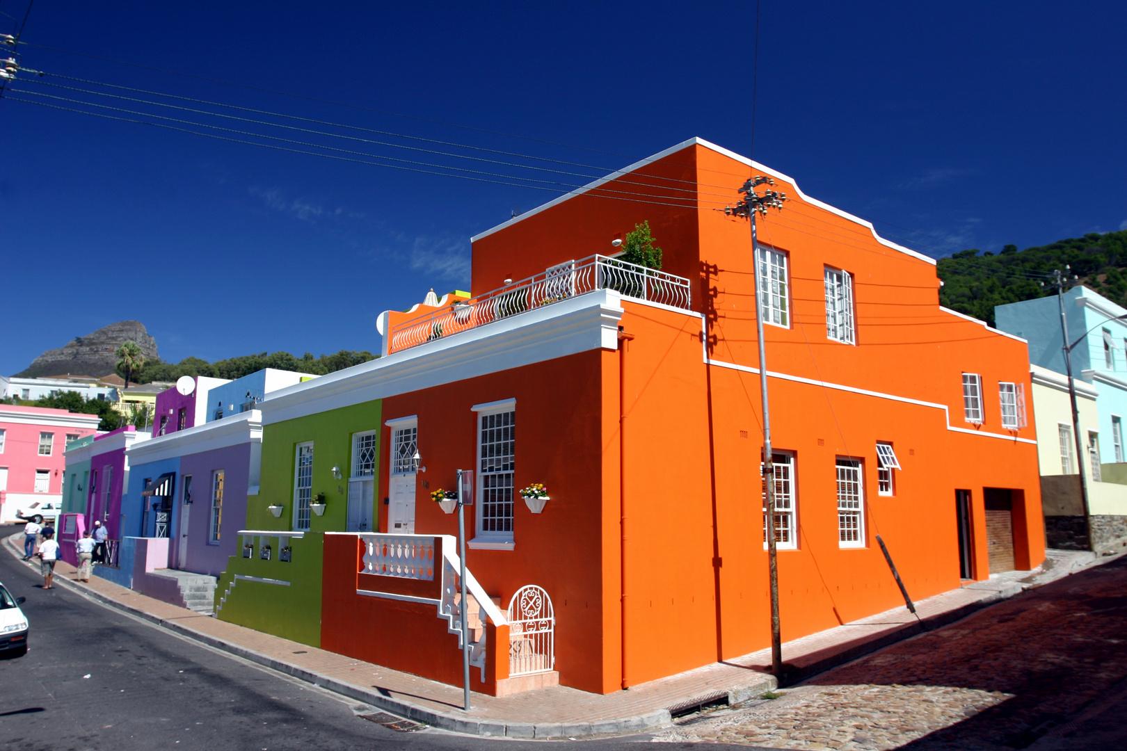 Bo Kaap, Cape Towns buntes Viertel