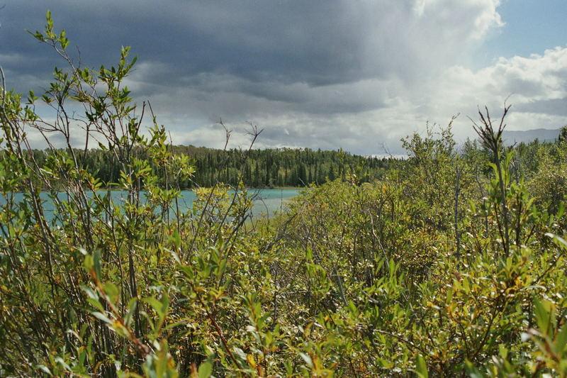 Boa Lake in B.C. Canada