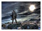 <<Boarder on the Rocks>>