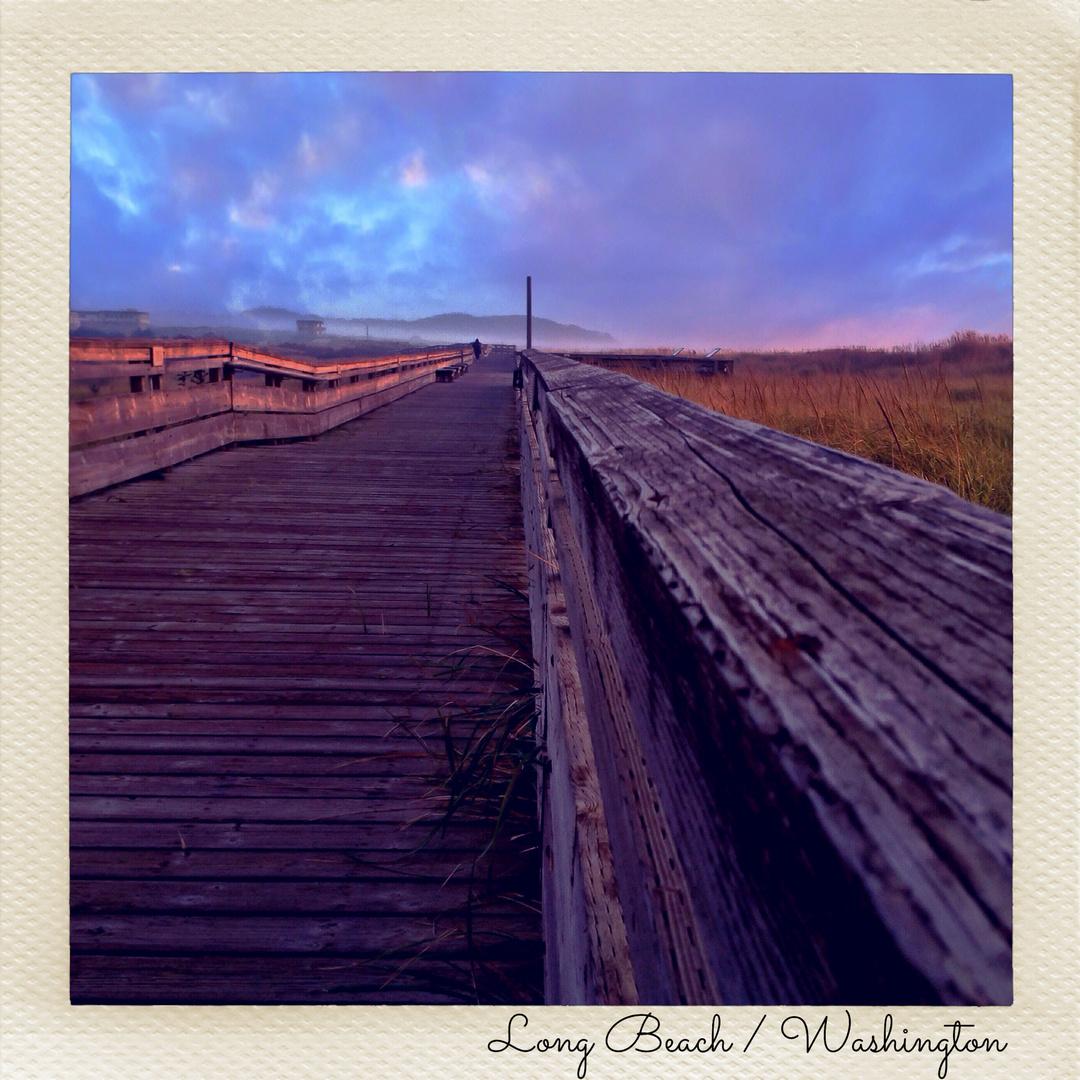 Boardwalk in Long Beach
