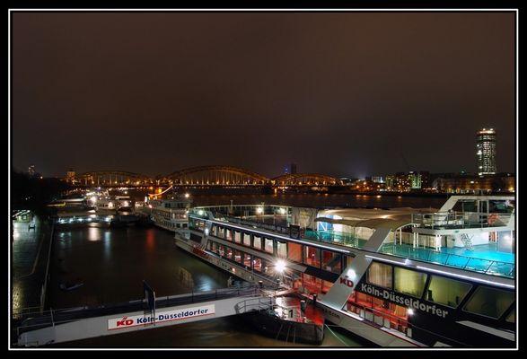 Boat and Rhein