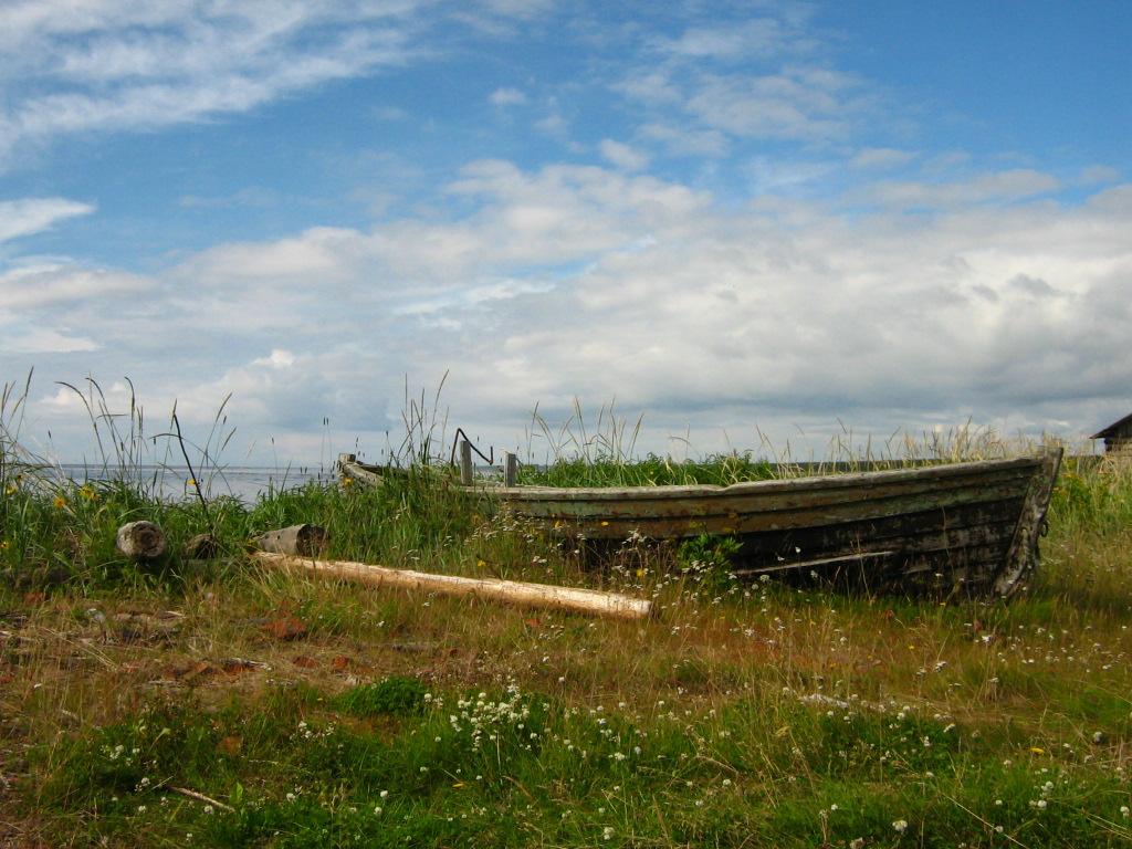 -boat left - past life-