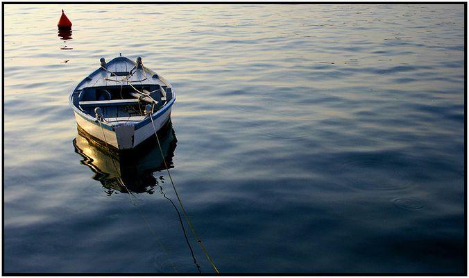 boat(near by Rovinj)
